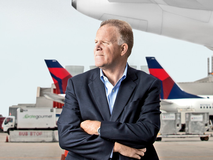 Gil West, Delta Air Lines: